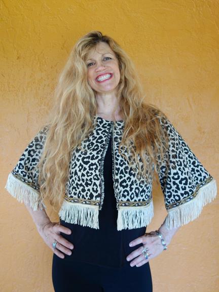 Mima Cheetah jacket