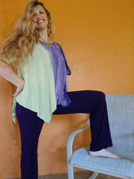 Purple pants 2