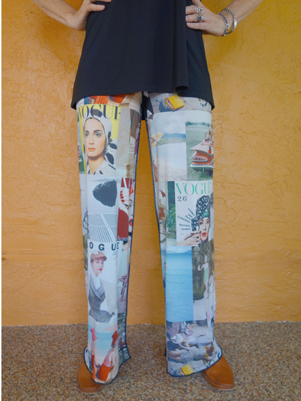 Omdaya Vogue pants 2