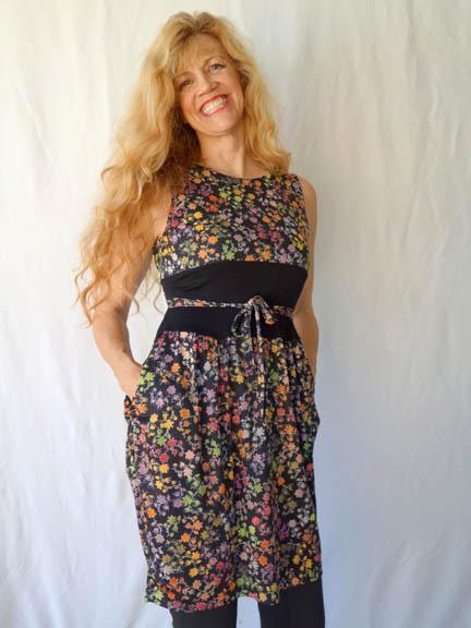 Mamatoyoe Floral dress