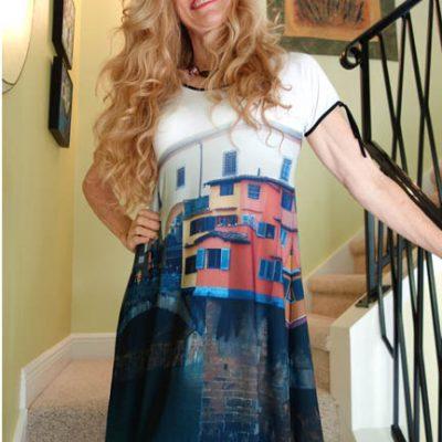 Ponte Vecchio Dress